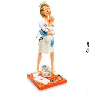 "Статуэтка ""Медсестра"" 43 см., полистоун Forchino, Франция"
