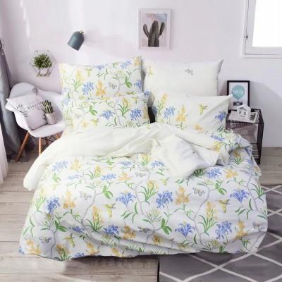 Комплект постельного белья Евро, Бязь-100% хлопок (ЕТ0719)