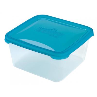 Контейнер для хранения в морозилке 2,4л., 19,5х19.5х9,1см., Италия