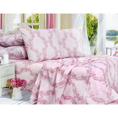 Комплект постельного белья Евро, Бязь-100% хлопок (ЕТ0641)