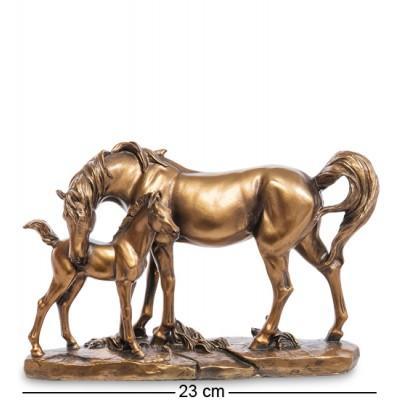 """Фигура """"Лошадь с жеребенком"""", 23 см., MN- 38"""