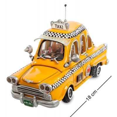 """Статуэтка машина """"Taxi"""" 18 см., полистоун Warren Stratford, Канада"""