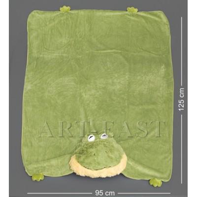 """Одеяло-зверюшка """"Лягушенок"""" 95х125х14 см., Color Rich"""