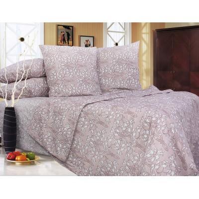Комплект постельного белья Двуспальный, Ранфорс (2-х сп.ЕР0063)