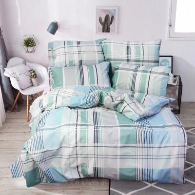 Комплект постельного белья Двуспальный, Бязь-100% хлопок (2-х сп.ЕТ0728)
