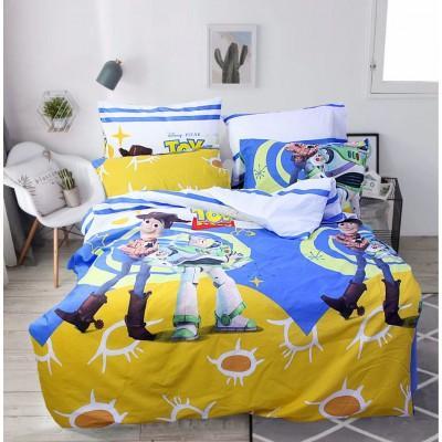 Комплект постельного белья Полуторный, Ранфорс (1.5-сп.ЕР0130)