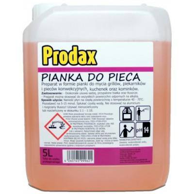 Пена для чистки гриля Prodax Pianka do pieca 5 л., Германия