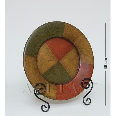 Тарелка из полистоуна 38 см., Fengxi, Испания