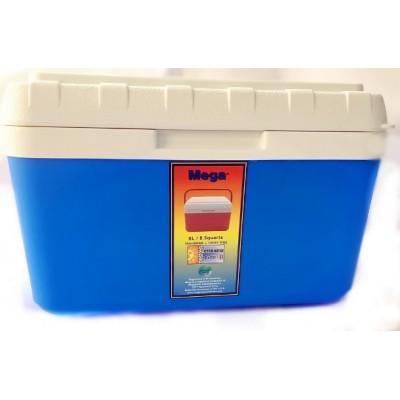 Изотермический контейнер Mega 8 л синий