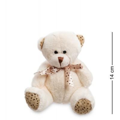 Мягкая игрушка Медвежонок., 14 см., PT-55-A