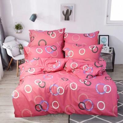Комплект постельного белья Евро, Бязь-100% хлопок (ЕТ0735)