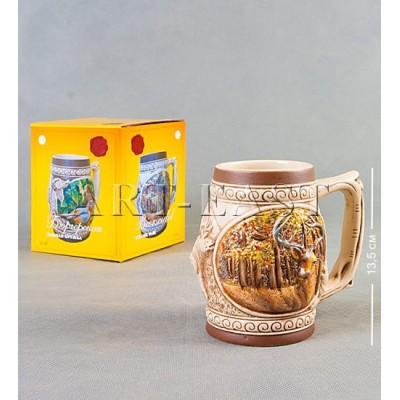 """Кружка пивная""""Бюргерская"""" 550 мл."""