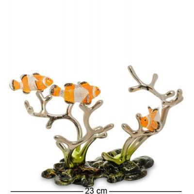 """Статуэтка """"Рыбы"""" подставка для бутылки 23x15x15 см., Гонконг"""