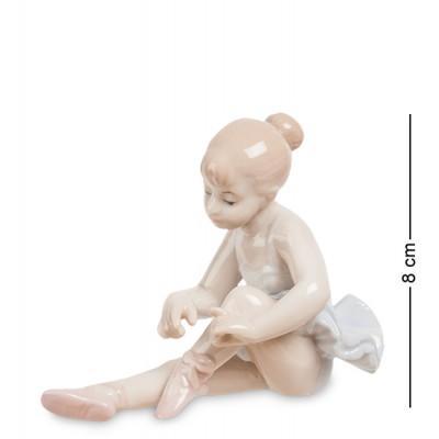 """Фигурка """"Балерина"""" 10x5,5x8 см., фарфор Pavone, Италия"""