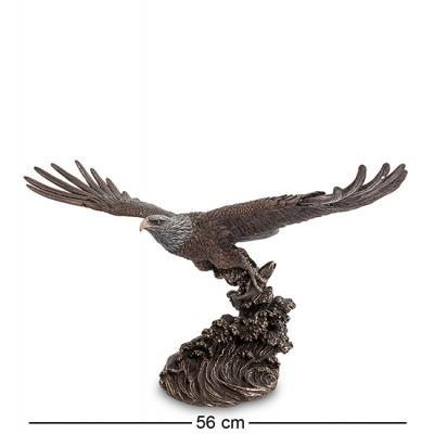 "Статуэтка ""Орел"", 56х25х33 см., полистоун Veronese, Гонконг"