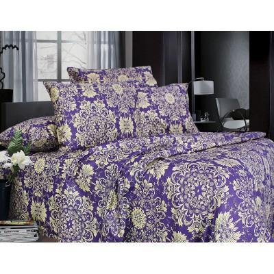 Комплект постельного белья Двуспальный, Сатин (2-х сп.ЕС0181)
