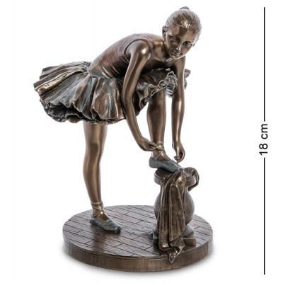 """Статуэтка Veronese """"Балерина"""" 18 см"""