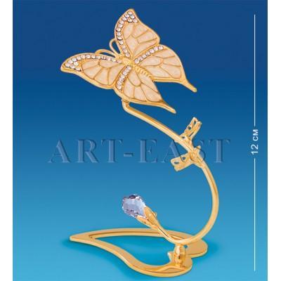 "Фигурка-композиция ""Бабочка со стразами"" 8x6x12 см., Crystal Temptations, США"