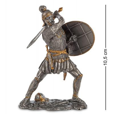 "Статуэтка ""Воин с мечом"", 8х5х10 см., Veronese, Гонконг"