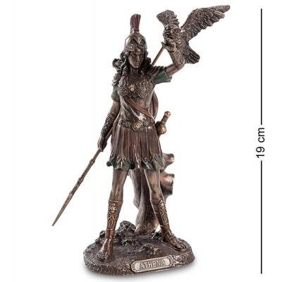 """Статуэтка """"Афина - Богиня мудрости и справедливой войны"""" 13,5x11x21 см., Veronese, Гонконг"""