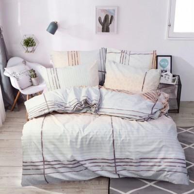 Комплект постельного белья Двуспальный, Ранфорс (2-х сп.ЕР0143)