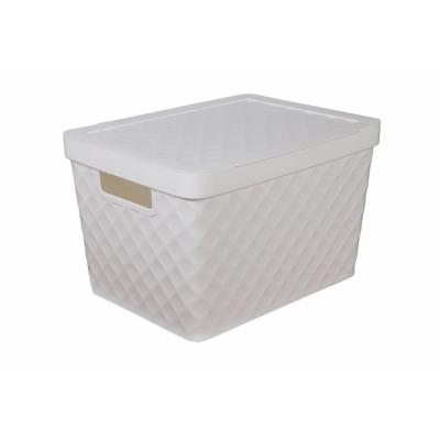 Ящик пластиковый 17,5л, 36х27х23 см., Италия