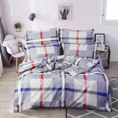 Комплект постельного белья Евро, Бязь-100% хлопок (ЕТ0732)