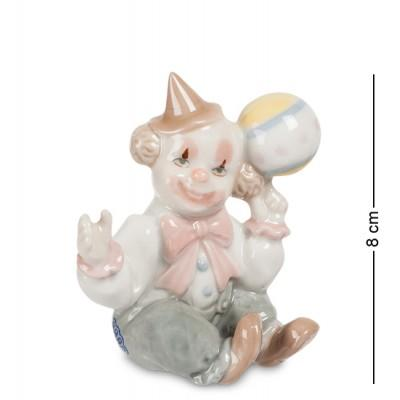 """Фигурка """"Клоун"""" 6,5x5x8 см., Pavone, Италия"""