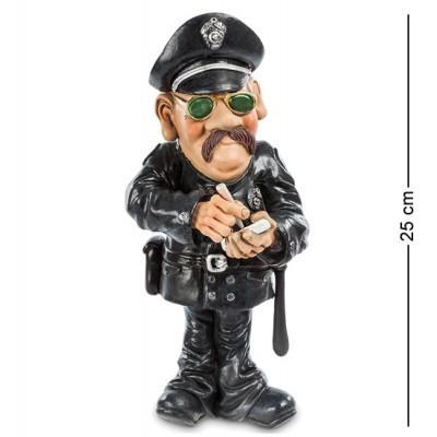 """Статуэтка """"Полицейский"""" 11x10x25 см., полистоун Warren Stratford Канада"""