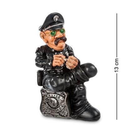 """Статуэтка """"Полицейский"""" 6x7x13 см., полистоун Warren Stratford Канада"""