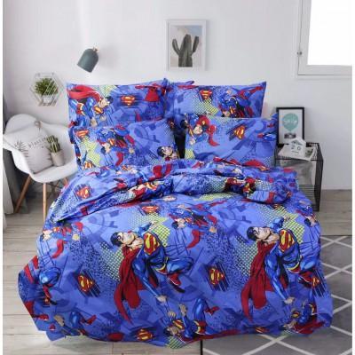 Комплект постельного белья Полуторный, Ранфорс (1.5-сп.ЕР0137)