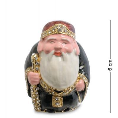"""Статуэтка-шкатулка """"Бог долголетия"""", 5x4x6 см., Nobility, Гонконг"""