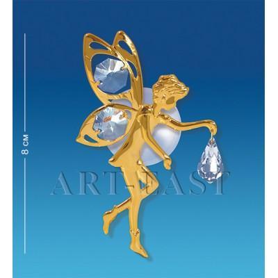 """Фигурка на магните """"Эльфина"""" 8x1,5x3 см., Crystal Temptations, США"""