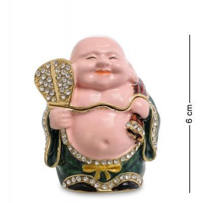 """Статуэтка-шкатулка """"Бог богатства """", 4,5x4,5x6 см., Nobility, Гонконг"""