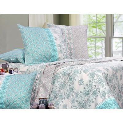Комплект постельного белья Двуспальный, Бязь-100% хлопок (2-х сп.ЕТ0705)