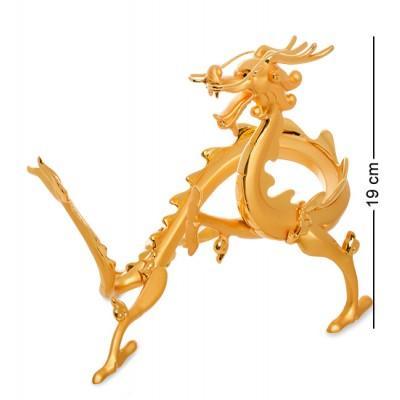 """Статуэтка """"Дракон"""" подставка для бутылк 21x20x19 см., Гонконг"""