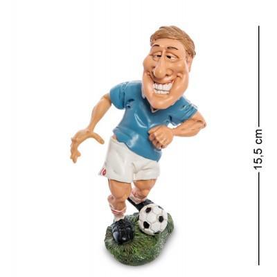 Статуэтка ''Футболист'', 9.5х7х15.5 см., полистоун Warren Stratford, Канада