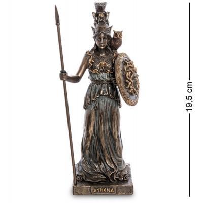 "Статуэтка ""Афина - Богиня мудрости и справедливой войны"", 7х6х20 см., Veronese, Гонконг"