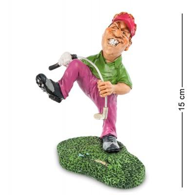 "Фигурка ""Я люблю гольф!"" 13x10x15 см., полистоун Warren Stratford Канада"