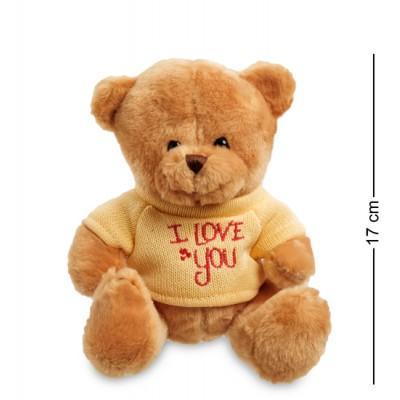 Мягкая игрушка Медвежонок., 17 см., PT-53-A