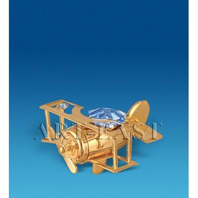 "Фигурка ""Вертолетик"" 4x4x2,5 см., Crystal Temptations, США"