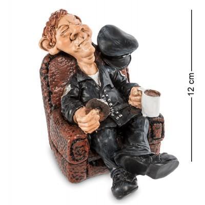 "Фигурка ""Полицейский"" 10x13x12 см., полистоун Warren Stratford Канада"