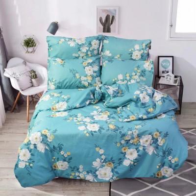 Комплект постельного белья Евро, Бязь-100% хлопок (ЕТ0712)