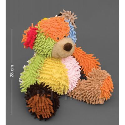 """Мягкая игрушка медведь """"Волнистая Радуга"""" 46см Color Rich"""