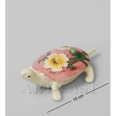 """Фигурка """"Морская черепаха"""", 10x5,5x3 см., фарфор Pavone, Италия"""