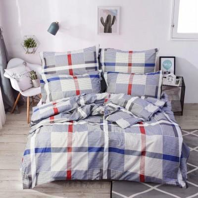 Комплект постельного белья Двуспальный, Бязь-100% хлопок (2-х сп.ЕТ0732)