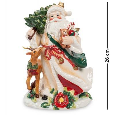 "Статуэтка ""Дед Мороз"" 18,5x15x26 см., Pavone, Италия"