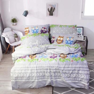 Комплект постельного белья Полуторный, Бязь-100% хлопок (1.5-сп.ЕТ0760)