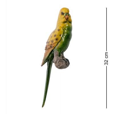 """Фигура подвесная """"Попугайчик"""", 32 см., MN- 15"""