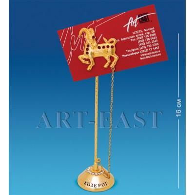 """Держатель для визиток """"Козерог"""" 4x4x16 см., Crystal Temptations, США"""